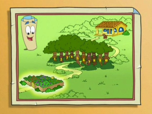"Dora The Map Your ""map"" to better behavior 
